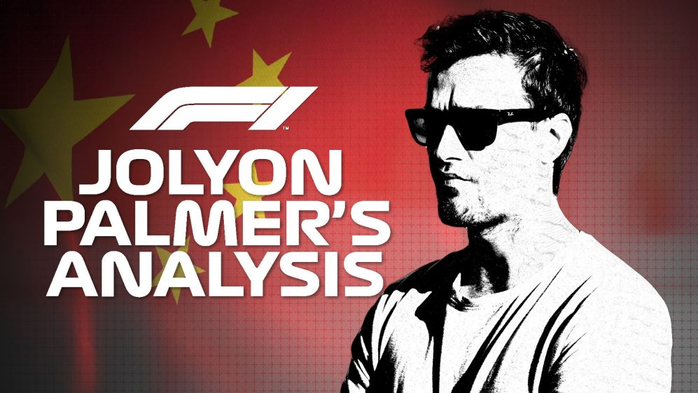 Jolyon Palmer's Analysis: 2019 Chinese Grand Prix