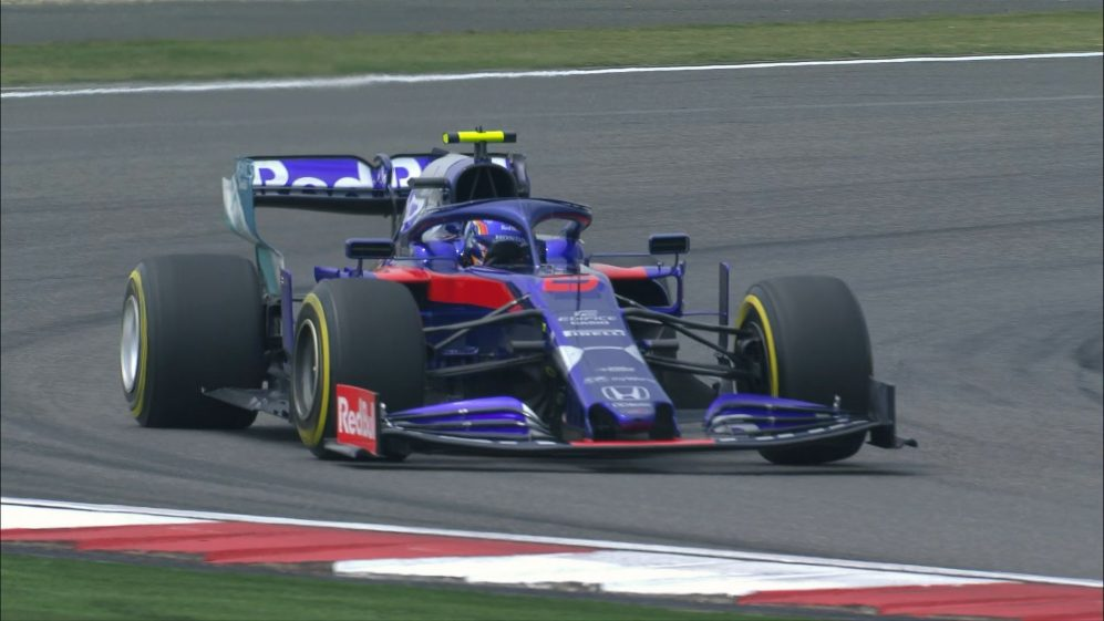 FP1 HIGHLIGHTS: 2019 Chinese Grand Prix