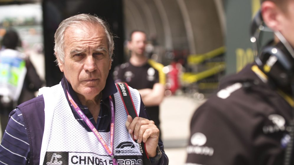 #WeAreF1 - Giorgio Piola, the man who has attended the most F1 races