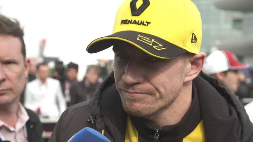 Nico Hulkenberg: Power issue caused Renault retirement