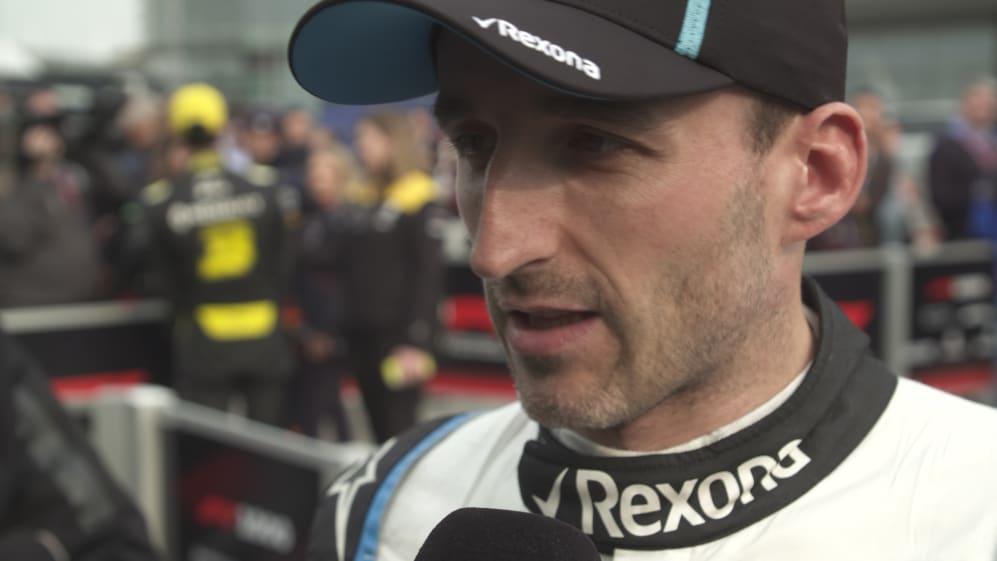 Robert Kubica: Good start was highlight of difficult race