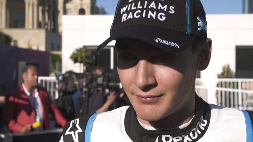 George Russell: 'I went into qualifying quite blind'