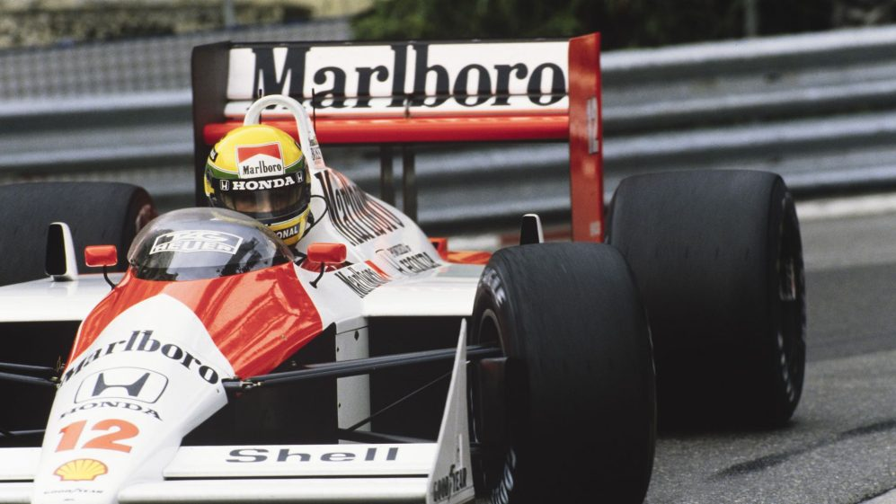 Top 10: Moments of Senna Brilliance