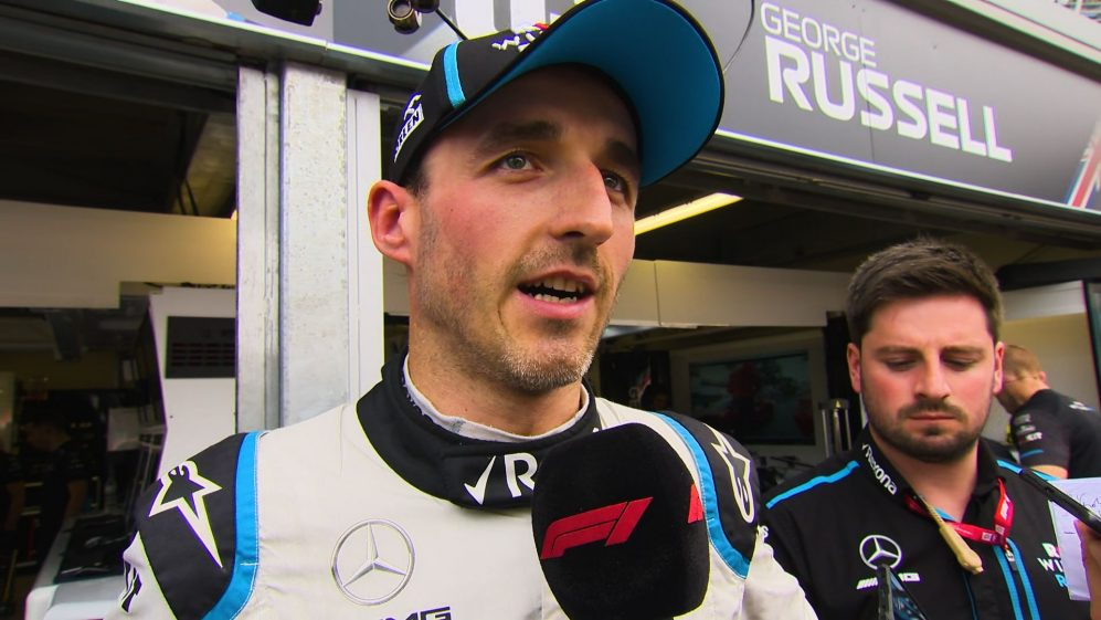 Robert Kubica: 'There are no miracles' when you have no grip