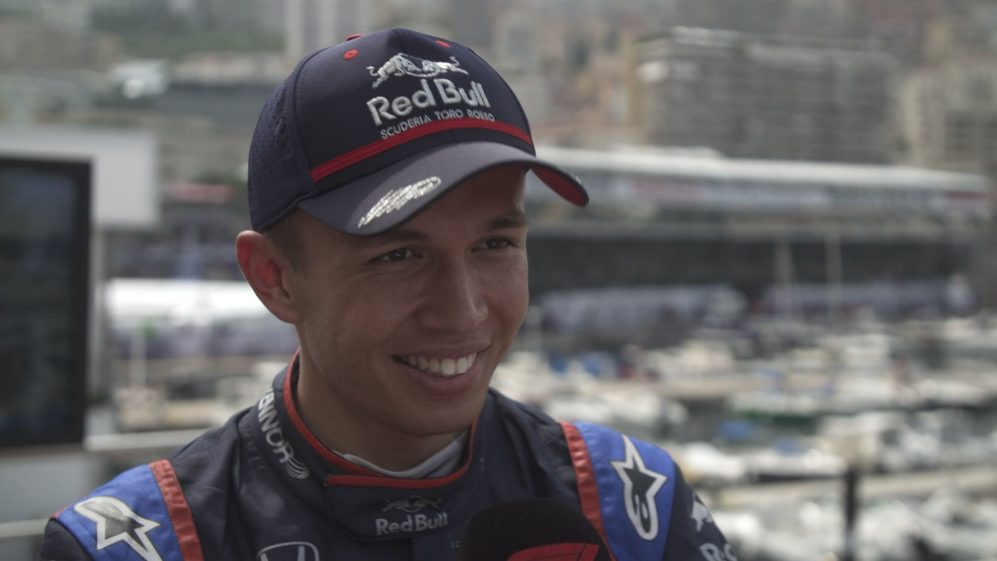 Alexander Albon: First time in Q3 'no bad thing'