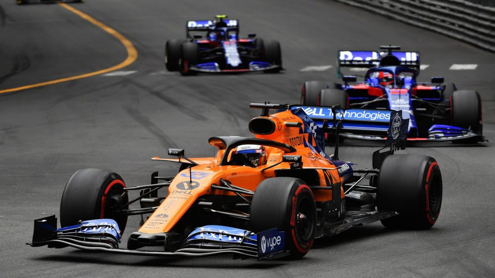 ZERO TO HERO: Carlos Sainz's rapid Monaco recovery