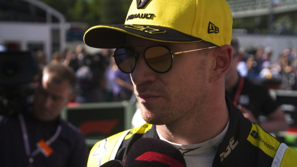 Nico Hulkenberg: More confidence in the car - but pace still too slow