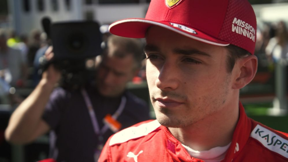 Charles Leclerc: Catching Mercedes must be our focus now