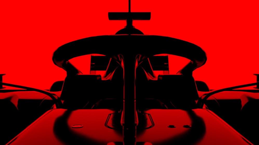Esports F1 Ferrari Reveal