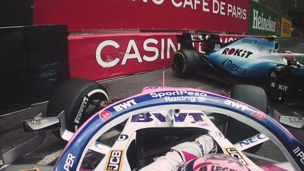 TOP 10 ONBOARDS: The best action from Monaco
