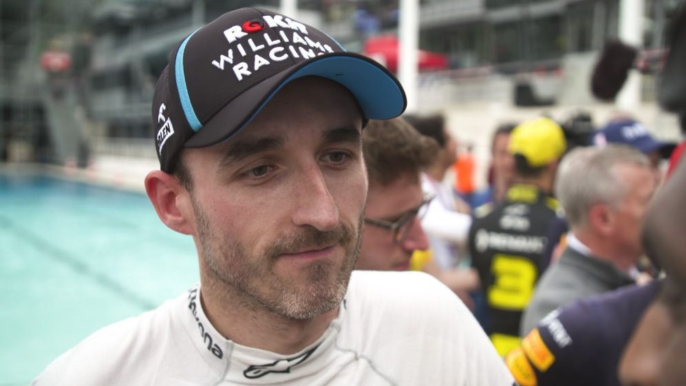 Robert Kubica: An exercise in race management