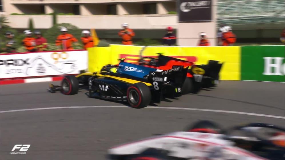 Top 5 Moments: F2 2019 Round 4 - Monaco