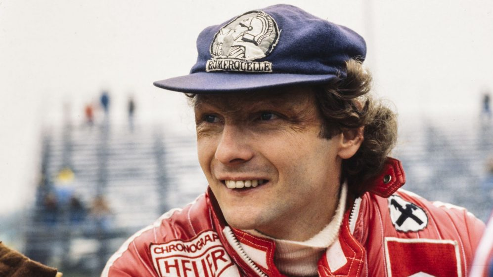 """An out-and-out racer"" - Niki Lauda in quotes"