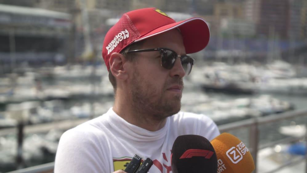 Sebastian Vettel: Ferrari's problems 'are not that easy to solve'