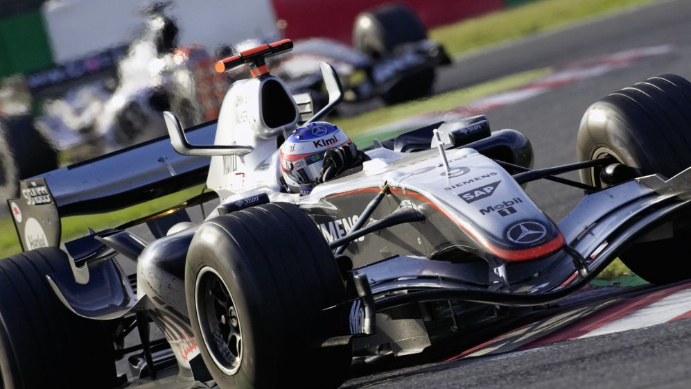 Top 10: Kimi Raikkonen's Greatest F1 Moments