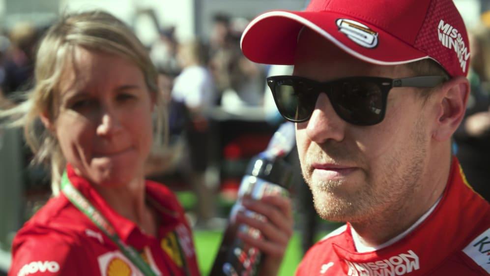 Sebastian Vettel: 'I compromised my own race'