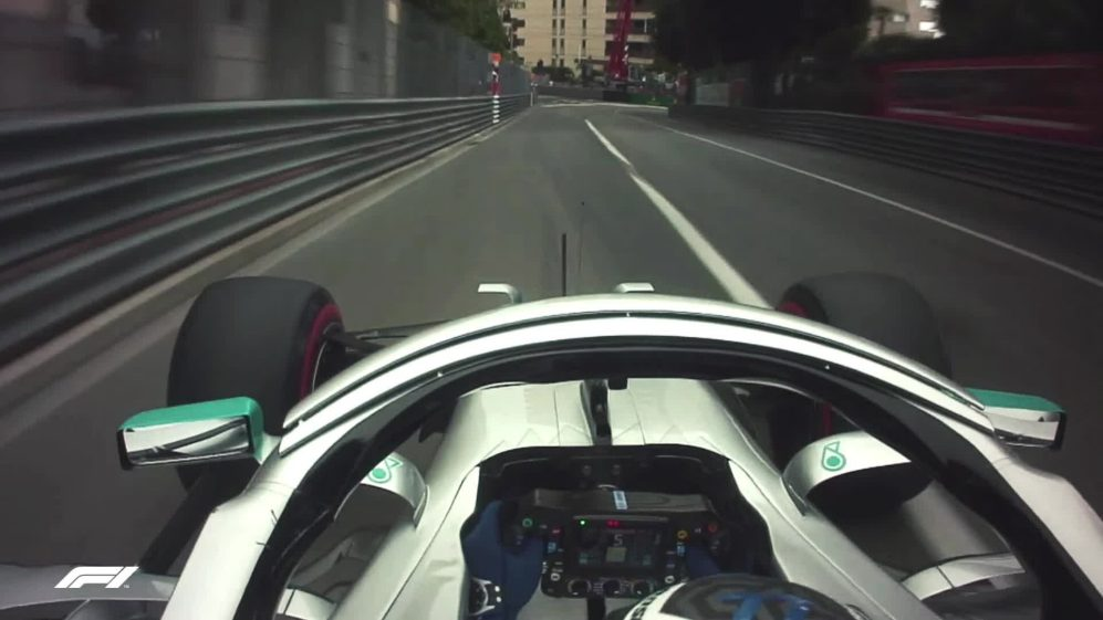 Tech Tuesday - Mercedes' Monaco suspension