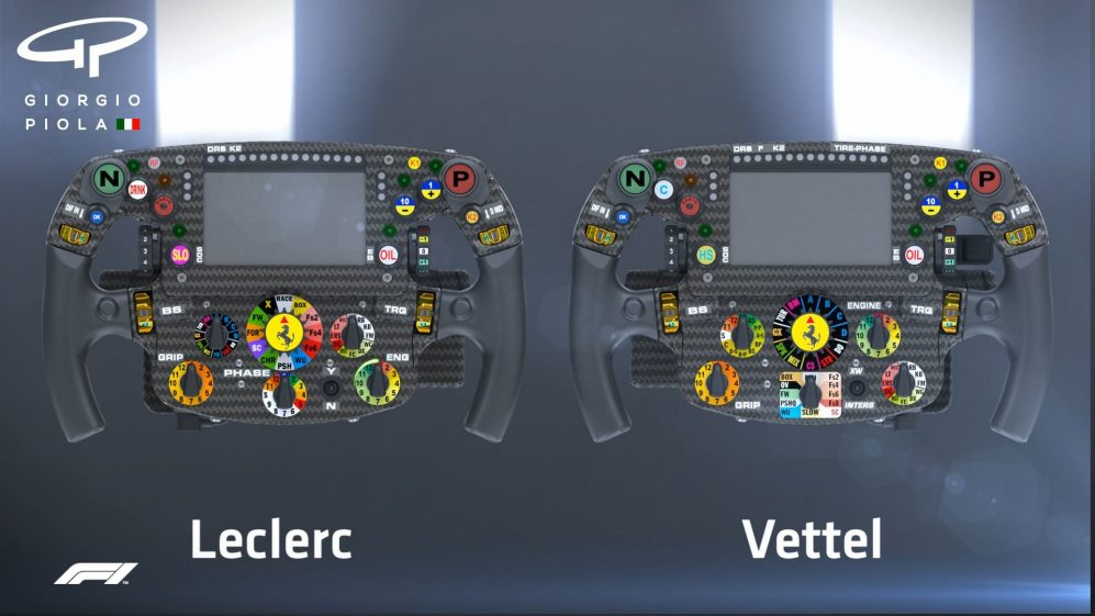 Tech Tuesday - Ferrari Steering Wheel