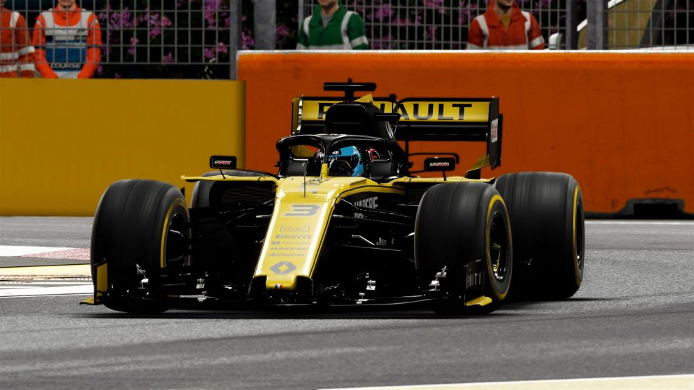 F1 2019 - Game trailer, May 20