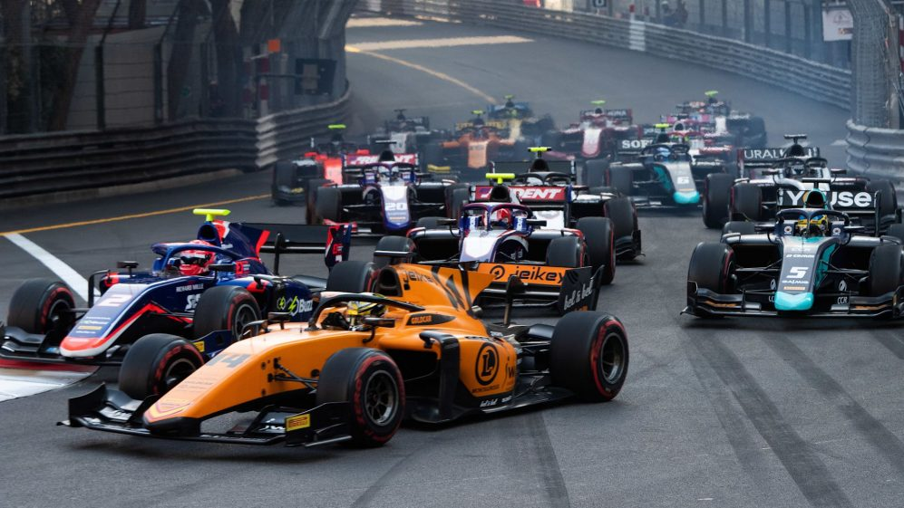 F2 2019 Round 4: Monaco feature race highlights
