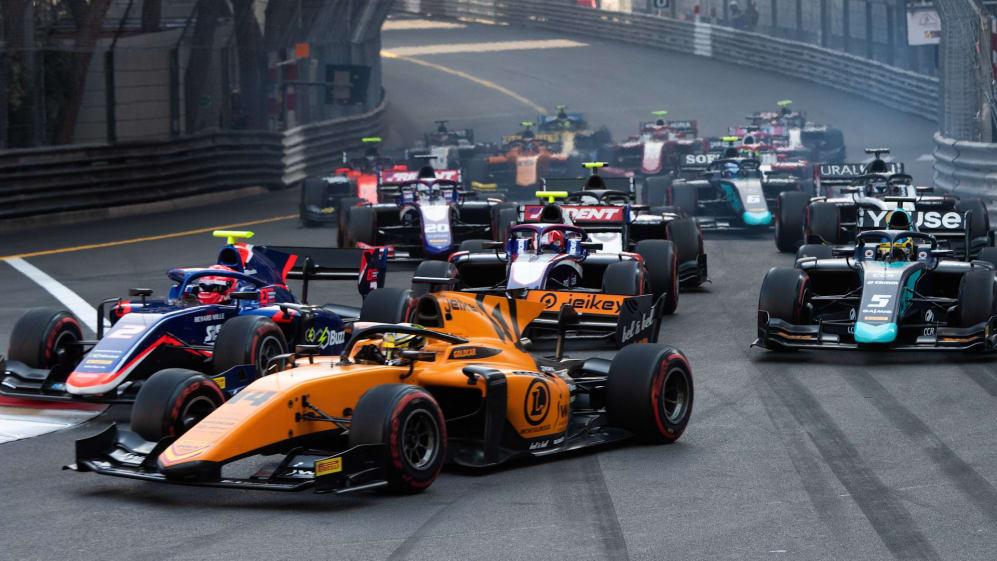 | F2 2019 T.XXIII | Coches de F2 2019 a partir del Gran Premio de Francia Image