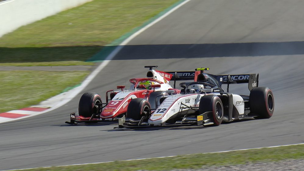 F2 2019 Round 3: Spain feature race highlights