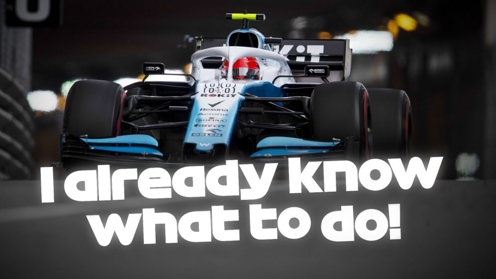 Say What? The best team radio from Monaco