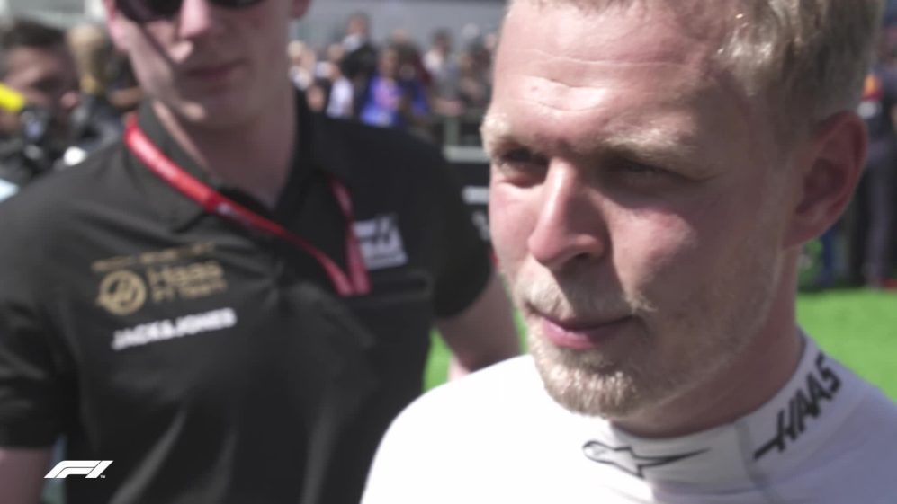 Kevin Magnussen: We are in a position to fight