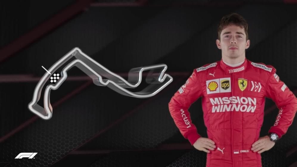 MONACO: Charles Leclerc's Monte Carlo circuit guide