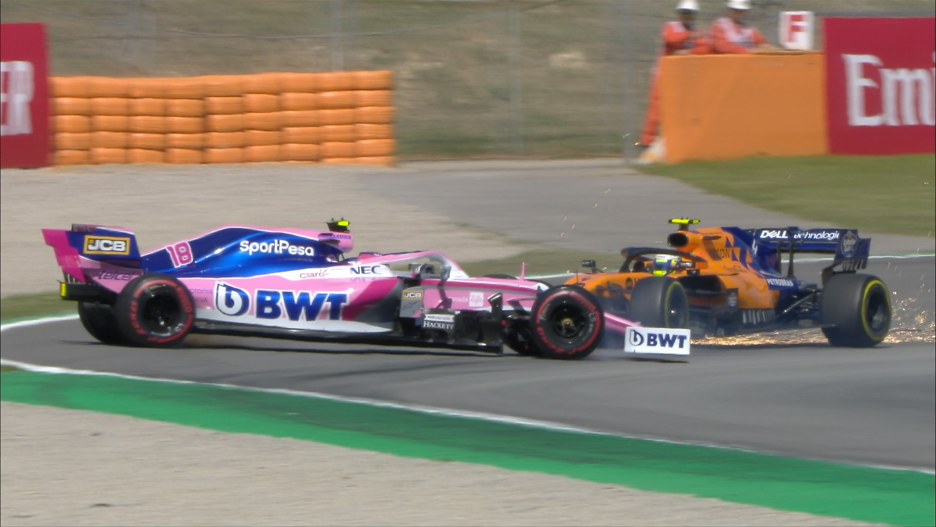 Gp F1 Calendario 2020.Spanish Grand Prix Formula 1 To Race In Barcelona In 2020