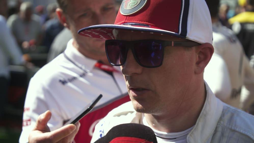 Kimi Raikkonen: 'We never really had the speed'