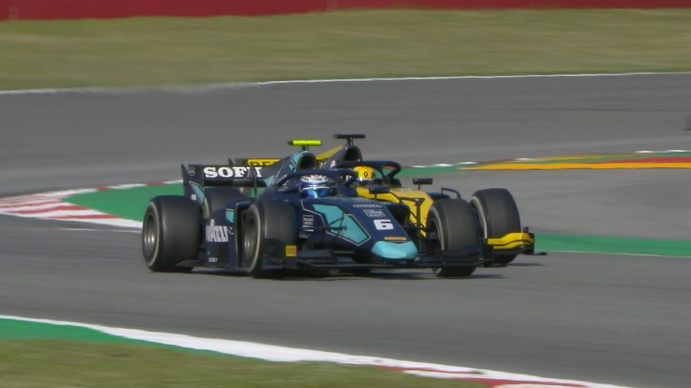 Top 5 Overtakes: F2 2019 Round 3 - Spain