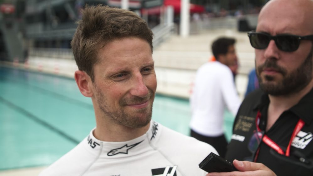 Romain Grosjean: We improved on our grid position but qualifying cost us