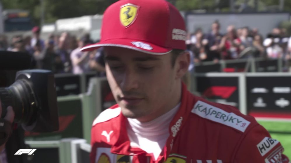 Charles Leclerc: 'We are not at our full potential'