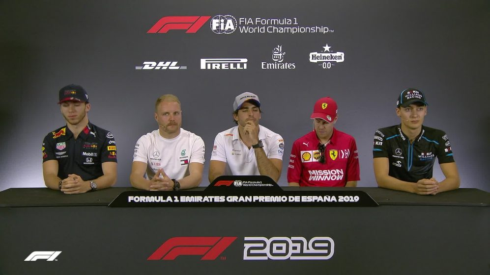 SPAIN: FIA pre-race press conference highlights