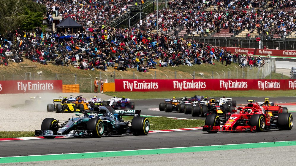 SPAIN 2018: Re-live last year's race