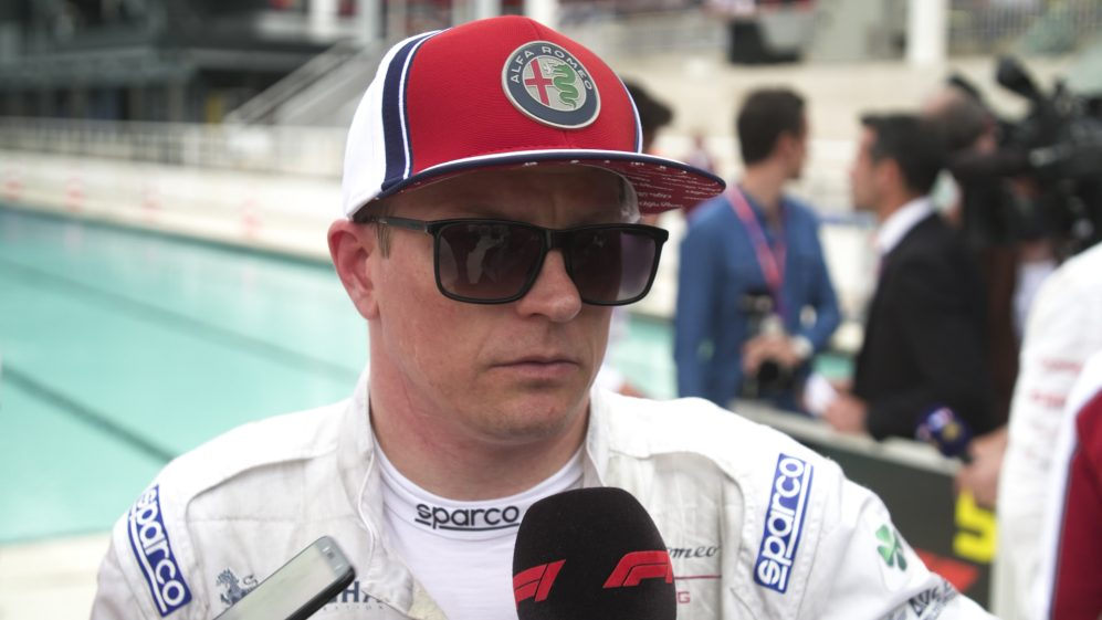 Kimi Raikkonen: We had some speed but nowhere to use it