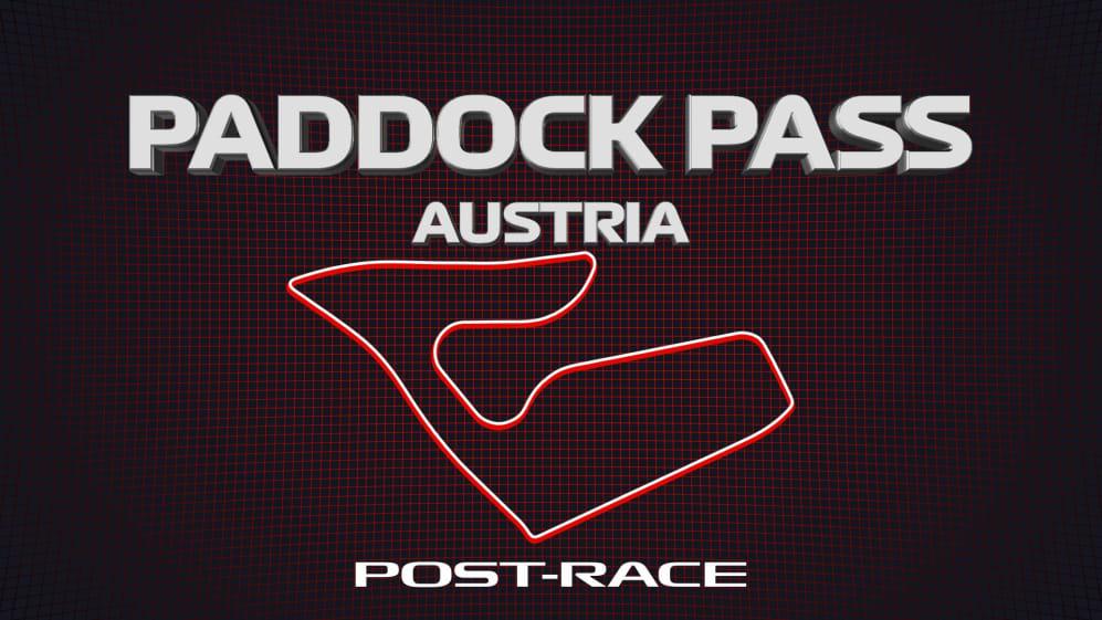 PADDOCK PASS: Post-Race at the 2019 Austrian Grand Prix