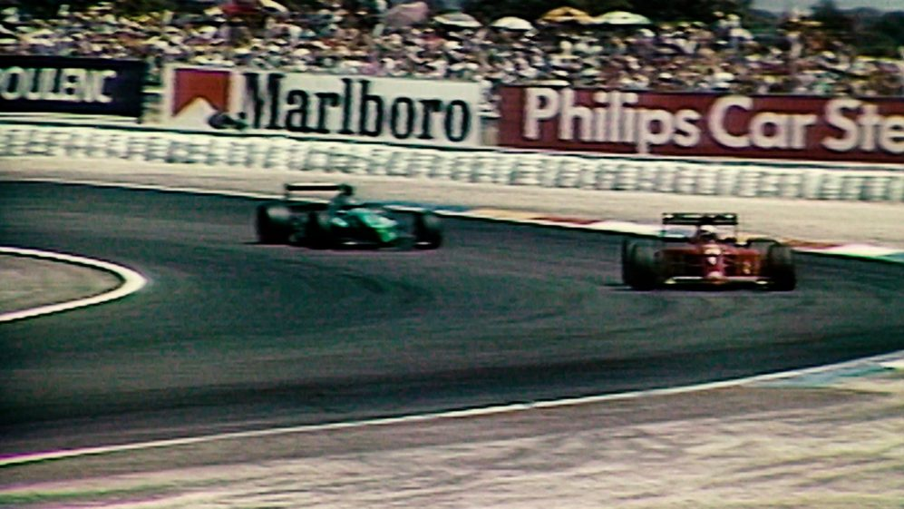 F1 Vault: France 1990 - Capelli misses out on underdog win