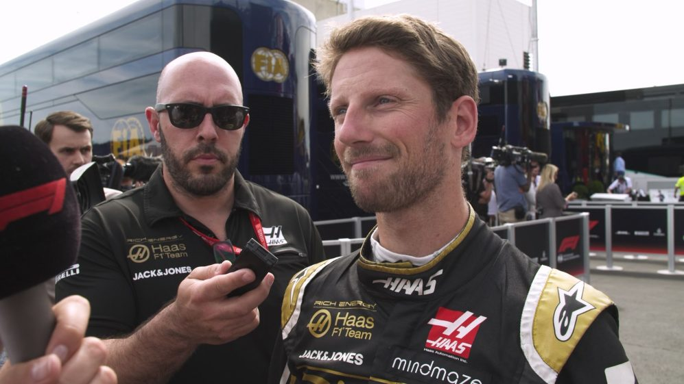 Romain Grosjean: 'Not much we could hope for'