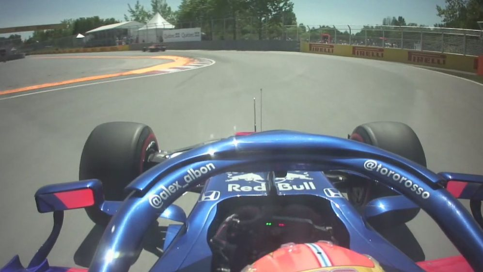 Qualifying: The incident that earned Sainz a three-place grid drop