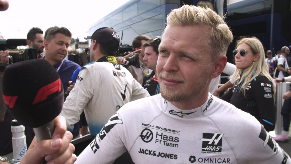 Kevin Magnussen 'surprised' by lack of French GP pace