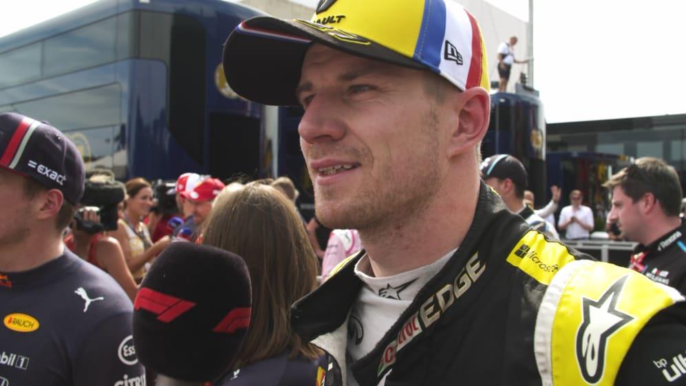Nico Hulkenberg bemoans 'too much traffic' in French GP