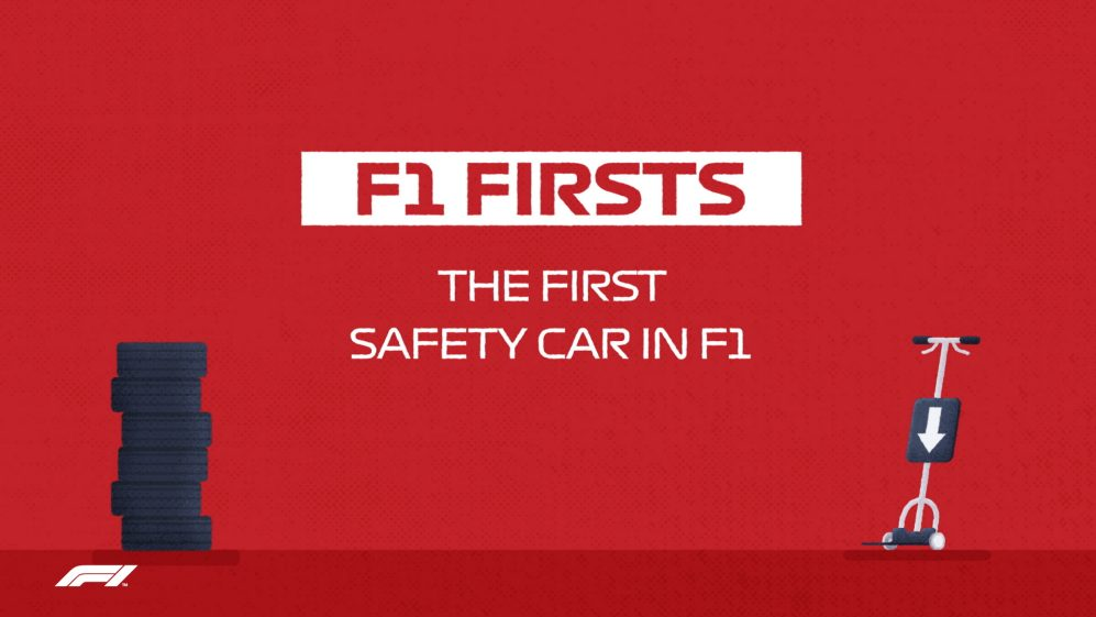 F1 Firsts: The first Safety Car in F1