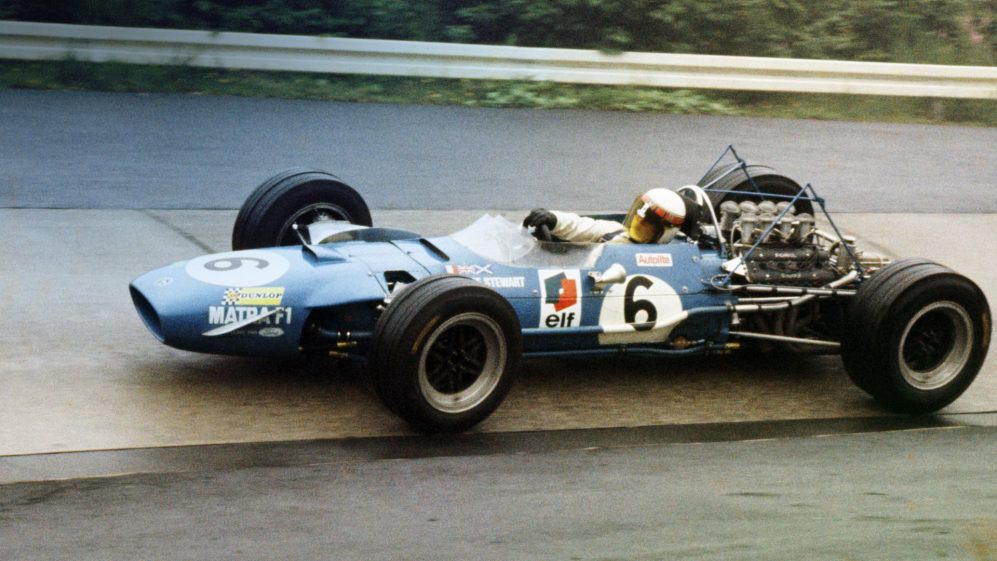 Top 5: Jackie Stewart's greatest F1 wins
