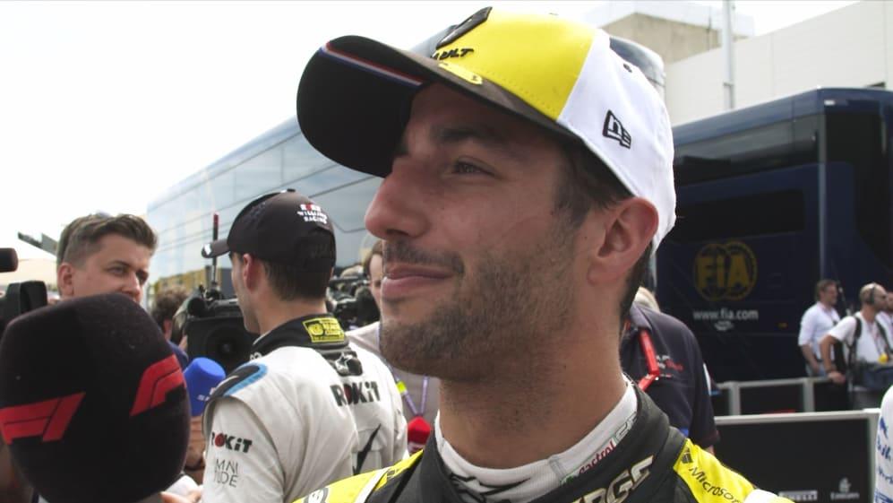 Daniel Ricciardo: 'Better to fight than to be a loser!'