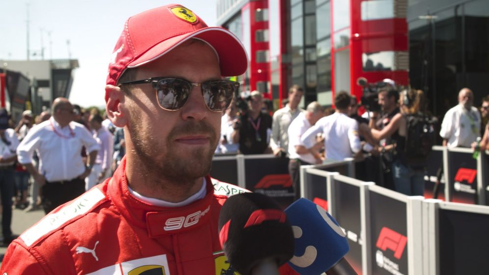 Sebastian Vettel 'didn't have a good feel' in France qualifying