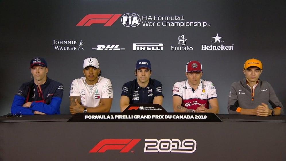 CANADA: FIA pre-race press conference highlights