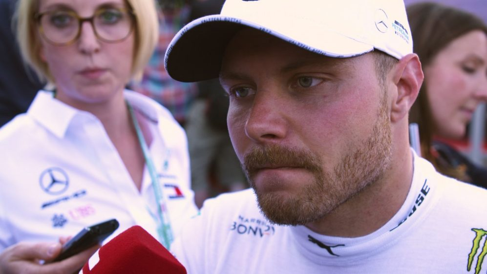 Valtteri Bottas: 'We had no chance to fight for the win' at the Austrian Grand Prix