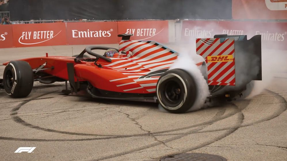 F1 lights up Chicago with Fan Festival